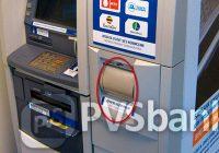 промсвязьбанк банкоматы внесение наличных